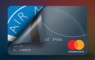 150 Extra Air Miles Gratis van Mastercard