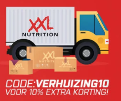 Ontvang 10% korting op je bestelling biJ Xxlnutrition