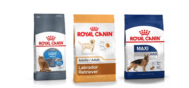 Probeer ROYAL CANIN® katten- of hondenvoeding t/m 4 kg met 25% cashback