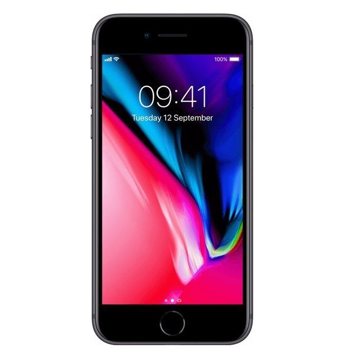 iPhone 8 64GB incl 1 maand Tele2 voor €539,69 of €495 verlenging