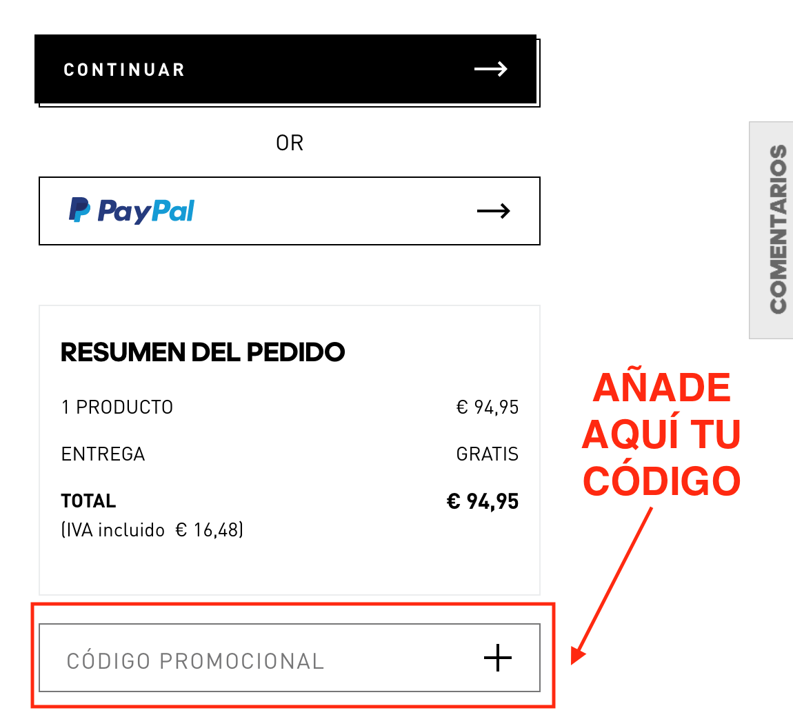 Cristo insuficiente Lustre  código promocional de Adidas ➤ 50% + descuento en febrero 2021