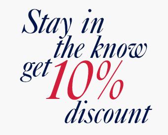 Kortingscode Tommy Hilfiger voor 10% korting op je bestelling