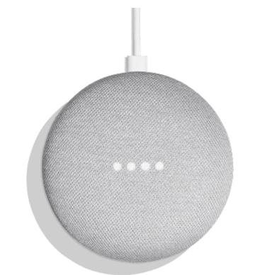 Google Home Mini Smart Speaker en Home Assistant voor €39,95