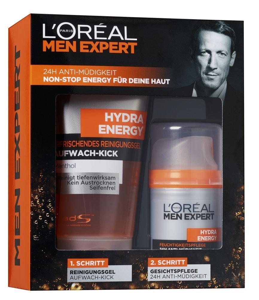 Hydra Energetic geschenkset voor €5,88