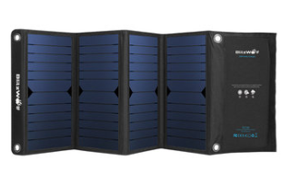 Blitzwolf 28w solar opvouwbare oplader voor €79,43