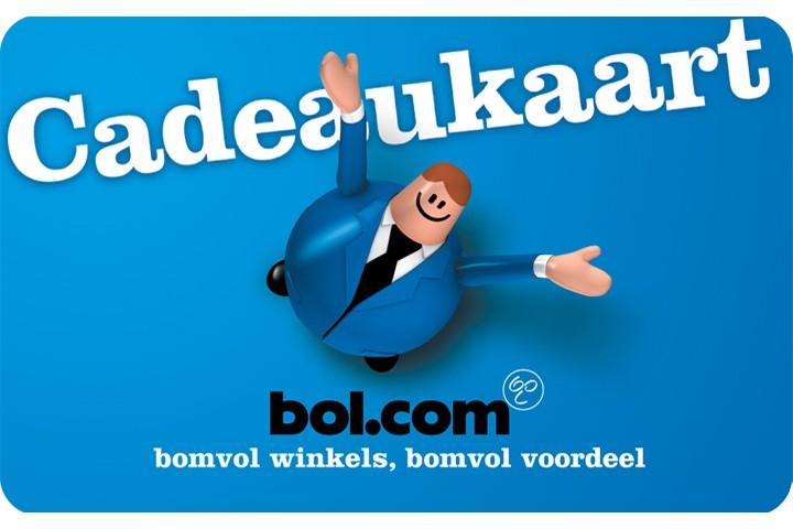 Actieproduct met Gratis Bol.com cadeaukaart