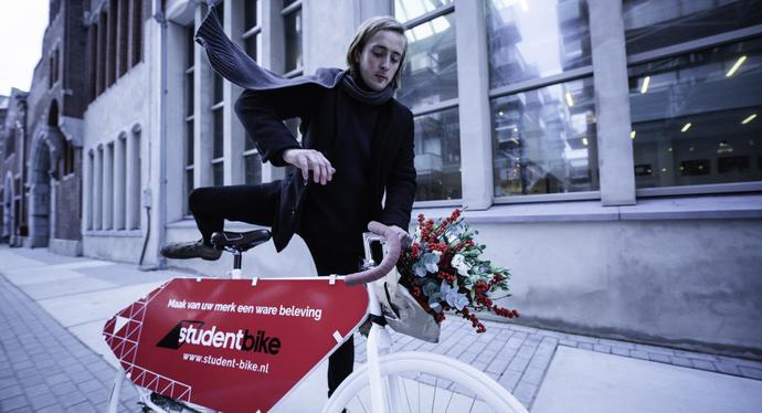 Voor studenten Gratis fiets