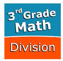 Third grade Math - Division Android Gratis