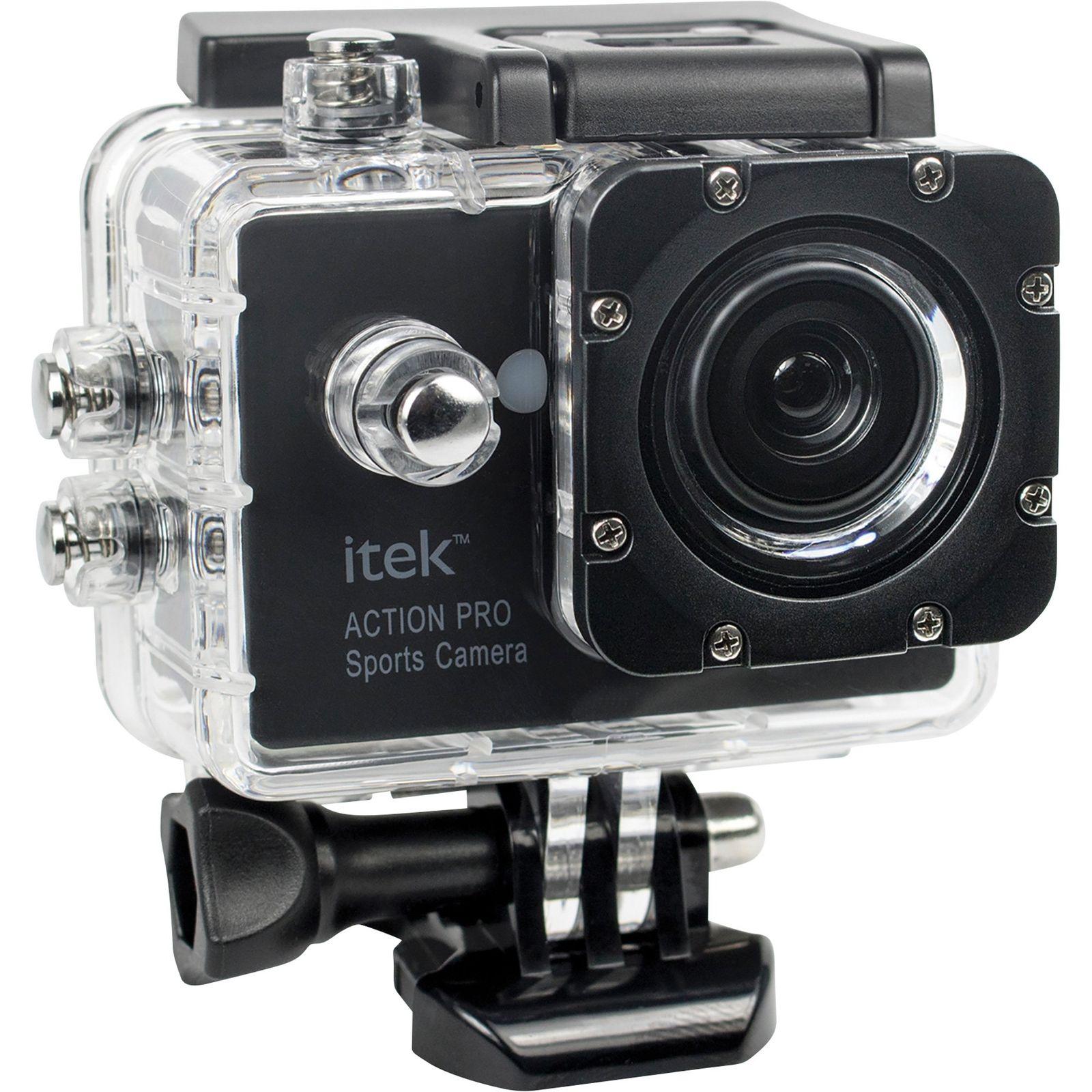 Soundlogic action pro 1080p ultra hd sports camera - waterproof voor €17,99