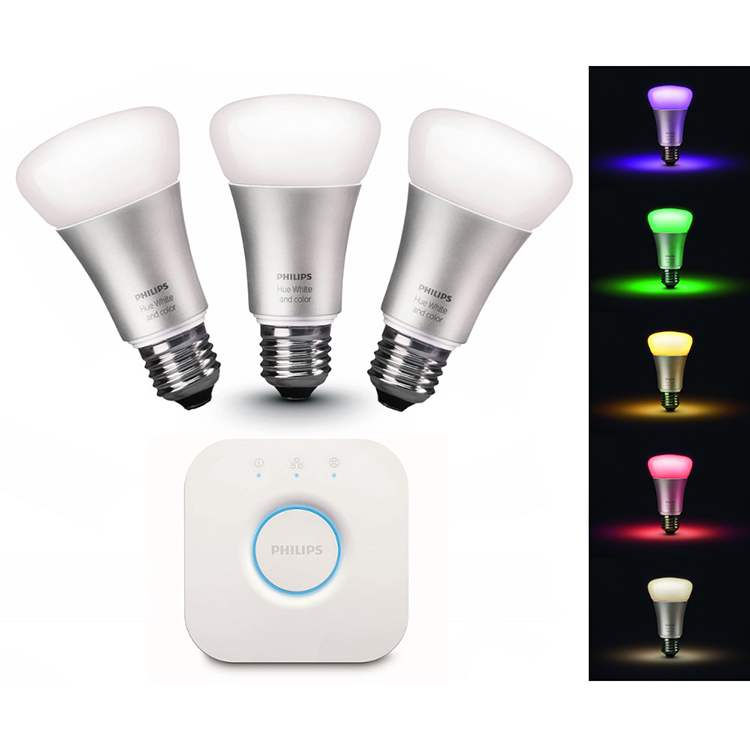 philips hue lampen of sets lampen 2 1 gratis. Black Bedroom Furniture Sets. Home Design Ideas