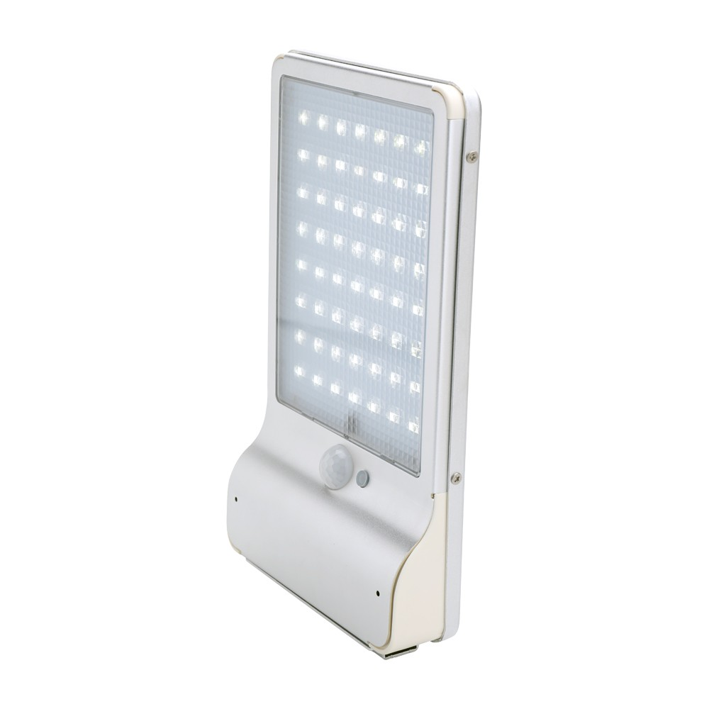 56LEDs Waterproof Battery Solar Remote Control Sense Wall Lamp voor €18,25