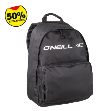 Diverse O'Neill Rugzakken met 50% extra korting