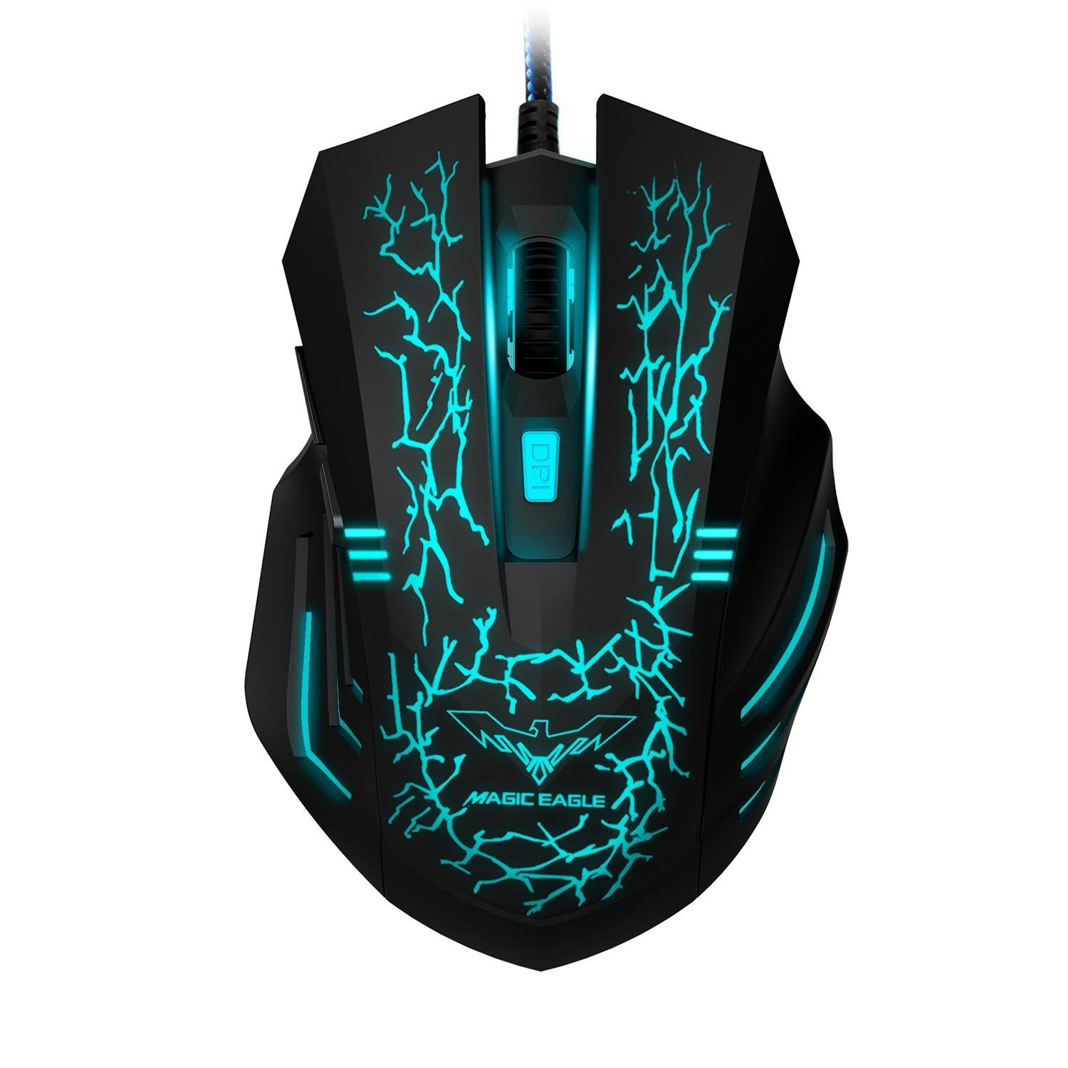 HAVIT LED Gaming Maus, 3200DPI  voor €5,94