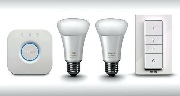Philips Hue White Ambiance Starterkit - E27 voor €69,98