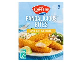 Queens Panga bites milde kerrie voor €0,99