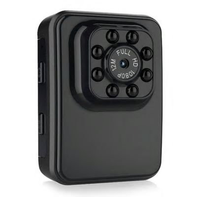 Quelima R3 Car WiFi Mini DVR Full HD Camera  -  BLACK voor €15,66