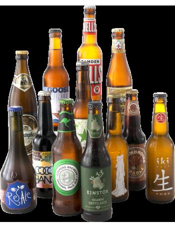 Diverse soorten bier tot 50% korting