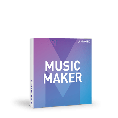 Music Maker en MAGIX Fastcut Gratis