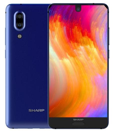 SHARP AQUOS S2 8-core Snapdragon 630 processor voor €127,77