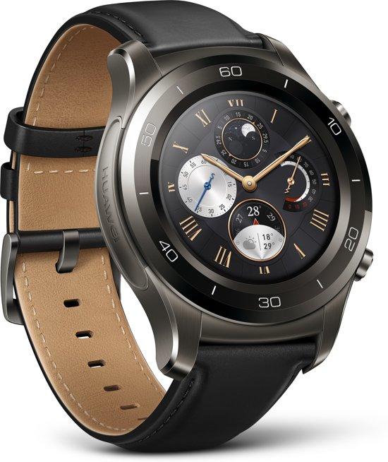 Huawei Smart Watch 2 Wifi Bluetooth - Carbon zwart voor €269