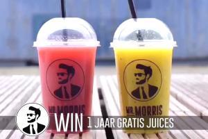 Win een jaar lang gratis juices