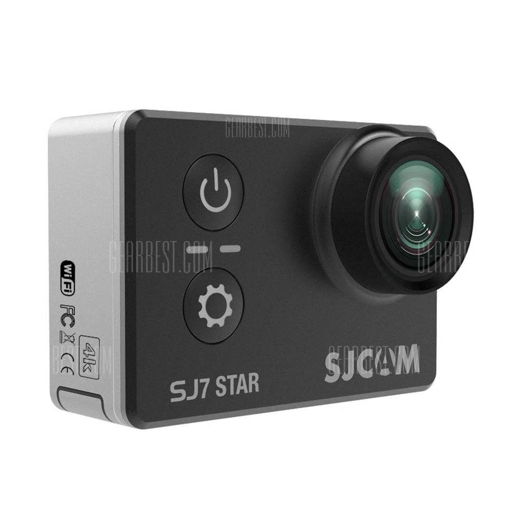 Original SJCAM SJ7 STAR WiFi Action Camera 4K - BLACK voor €127,15