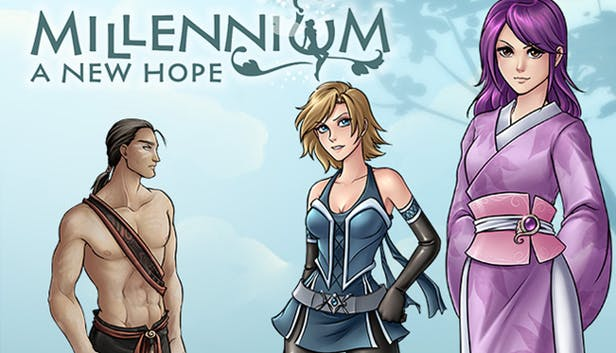 A New Hope en Whispering Willows en Millennium Gratis