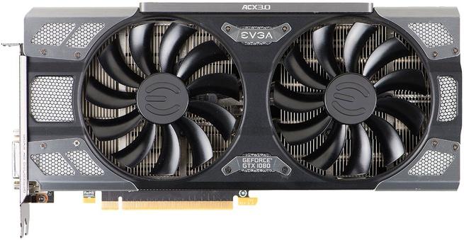 EVGA GeForce GTX 1080 FTW DT Gaming ACX 3.0 - Grafische kaart voor €499,99