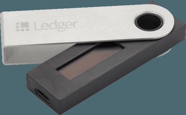 Ledger Nano S hardware wallet voor €79