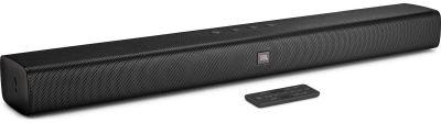 JBL Bar Studio 2.0-kanaals soundbar met Bluetooth - Zwart voor €129,95