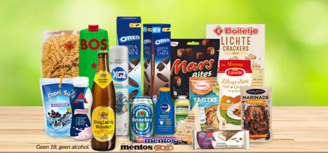 20-delig boodschappenpakket voor €13,90