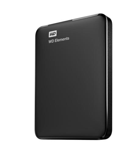 WD Elements Portable 1TB Externe Harde schijf voor €25,59 dmv code