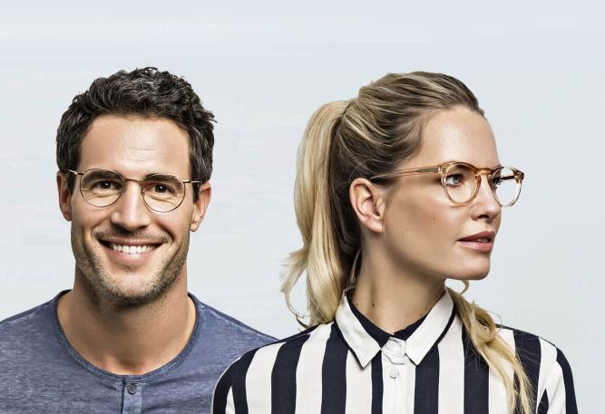 Charlie Temple 10% korting op alle brillen
