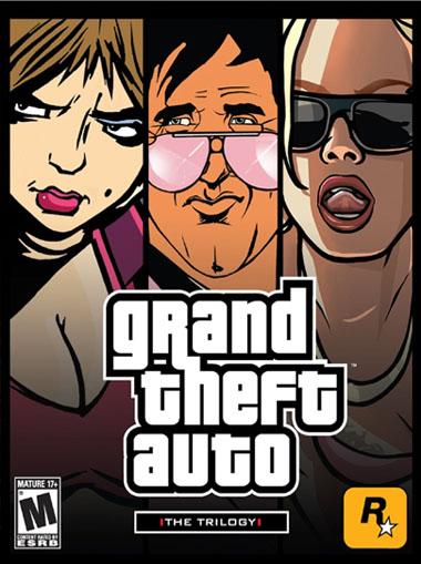 Grand Theft Auto III: Trilogy  voor €4,80 dmv code