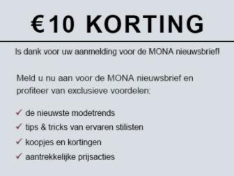 Ontvang 10 euro korting op je bestelling