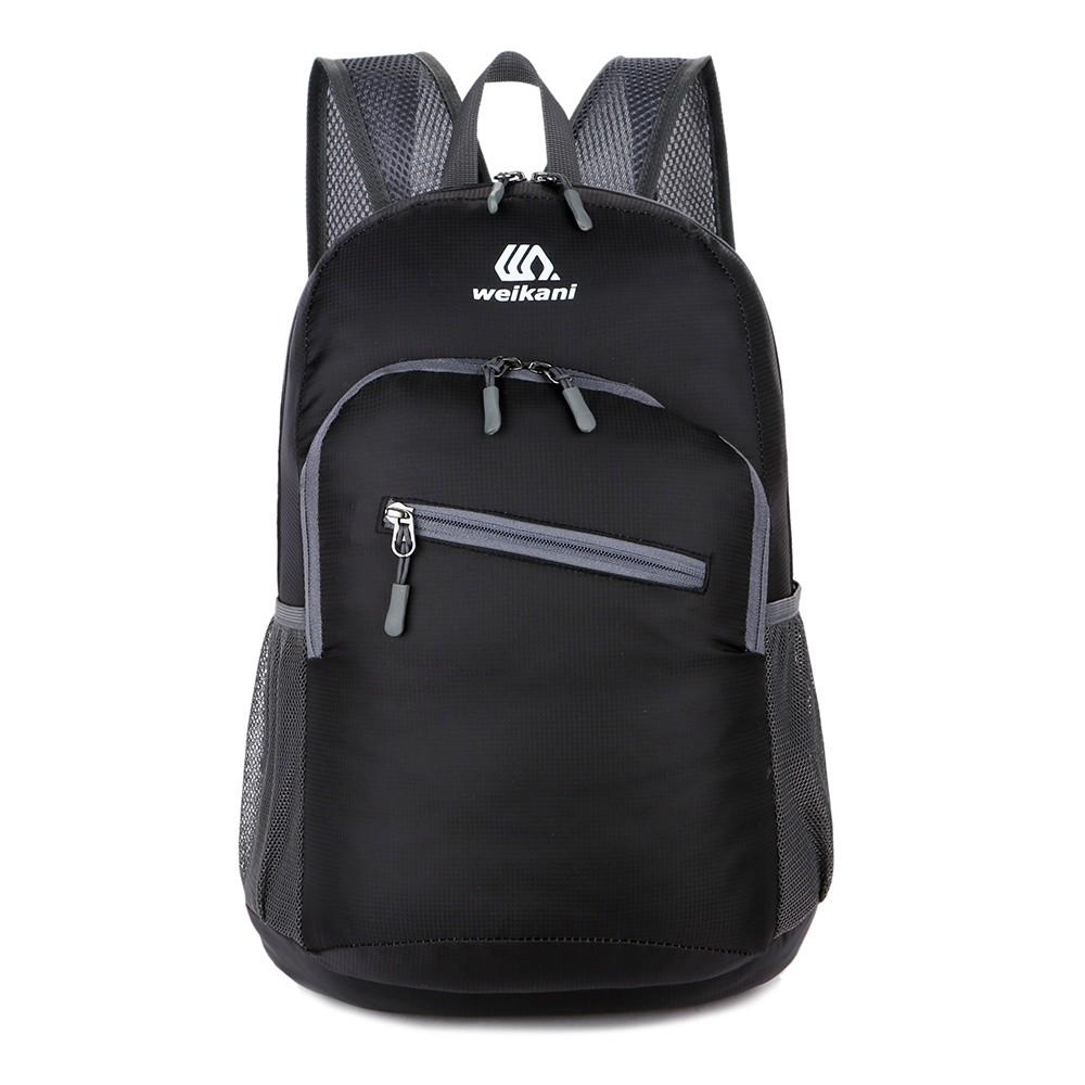 18L Packable Lightweight Foldable nylon rugzak voor €8,38 d.m.v. code