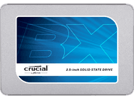 """Crucial CT480BX300SSD1 480GB 2.5"""" SATA III internal solid state drive voor €94,98"""