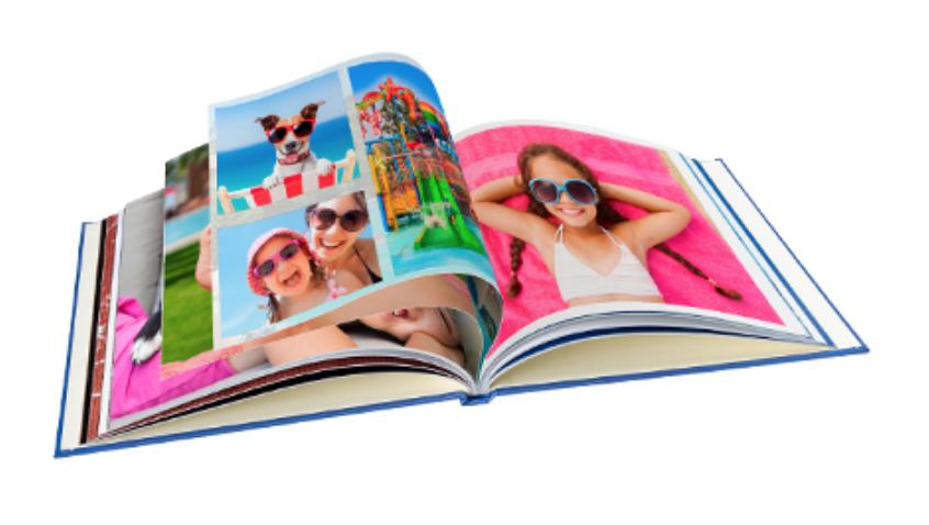 Tot 25% korting op fotoboeken
