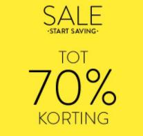 Final Sale tot 70% korting op geselecteerde items bij MenAtWork