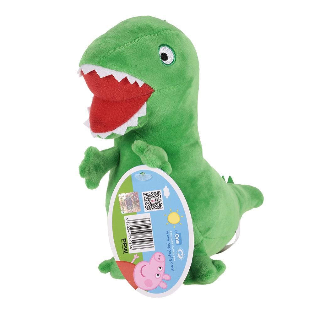 Peppa Pig George Dinosaurus knuffel voor €3,43
