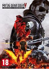 Metal Gear Solid: The Definitive Experience PC voor €6,97 dmv code