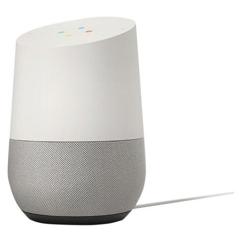 Google Home (Witte leisteen) - Smart Speaker voor €106,99