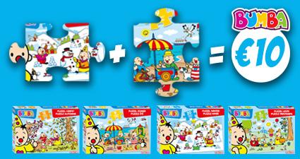 2 puzzels voor €10