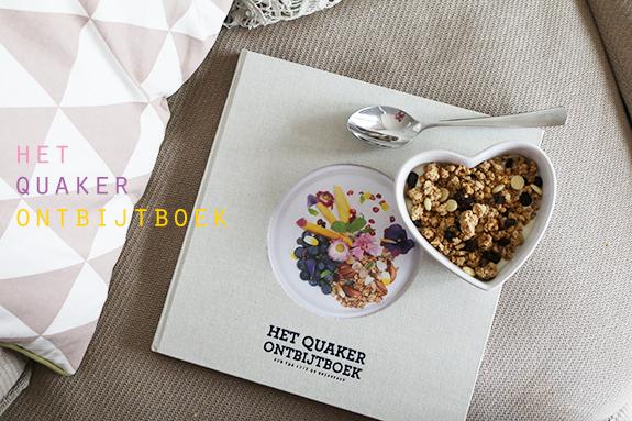 Gratis Quaker ontbijt E-boek