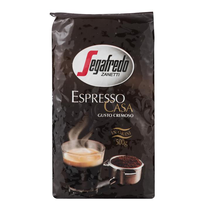 Diverse Segafredo koffiebonen 2de gratis