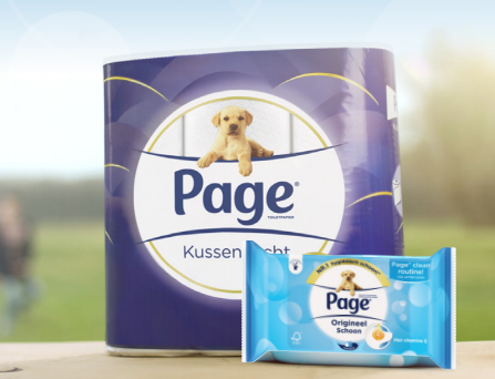 Page Vochtig Toiletpapier.Page Kussenzacht En Page Vochtig Toiletpapier Twv Maximaal 4 09
