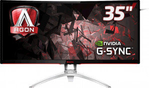 AOC AG352UCG - G-SYNC Gaming Monitor voor €809,10