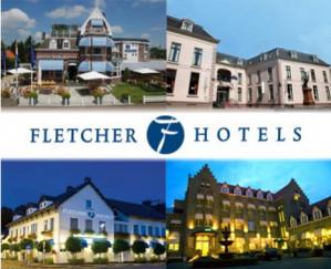 Fletcher hotels overnachting 2 personen voor €29.90