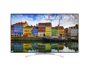 LG 65SJ850V - 4K tv voor €999