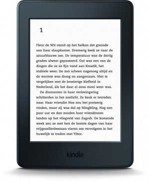 Amazon Kindle Paperwhite 6 inch 4GB WiFi Tablet voor €89,99